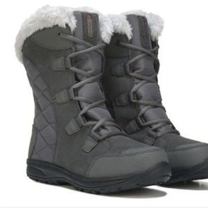 Columbia women boots shale ice maiden II GRAY